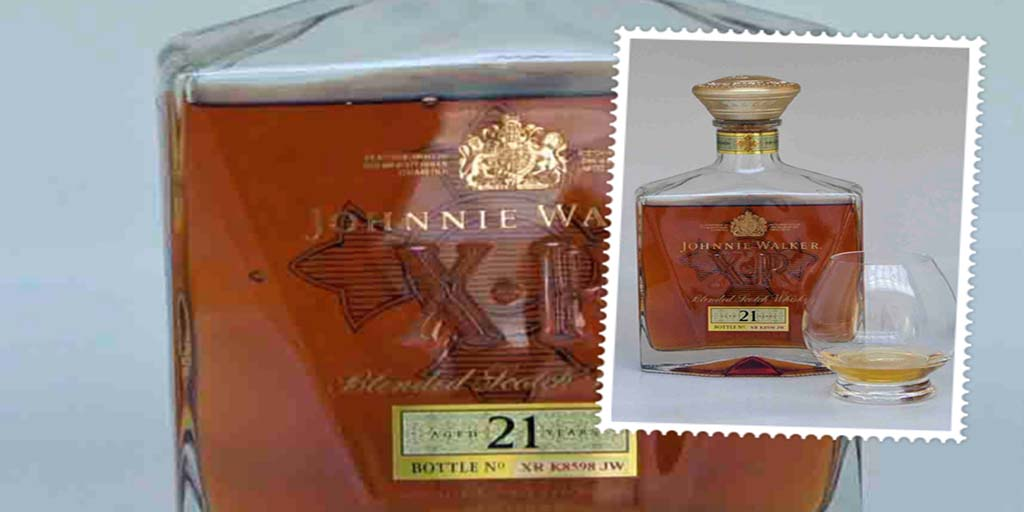 Johnnie Walker XR 21 yo blended whisky