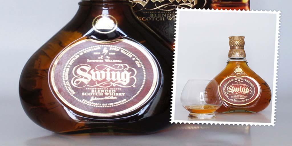 Johnnie Walker Swing blended whisky