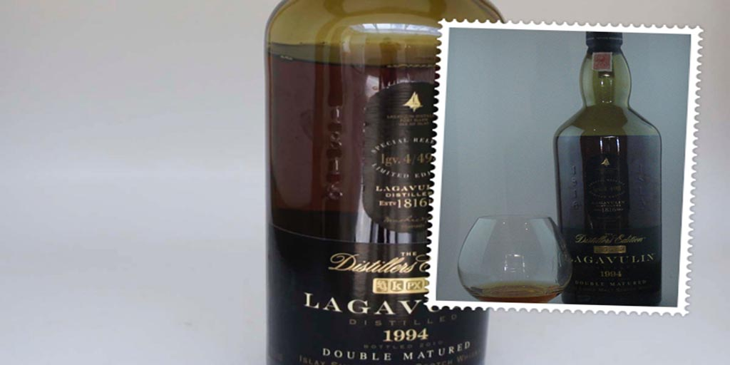 Lagavulin Distillers Edition 1994 single malt whisky