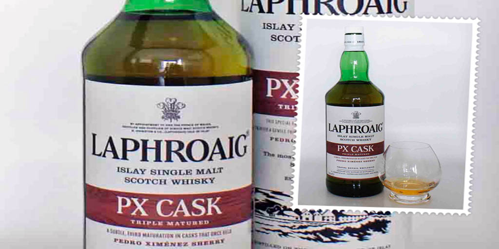 Laphroaig PX Cask single malt whisky