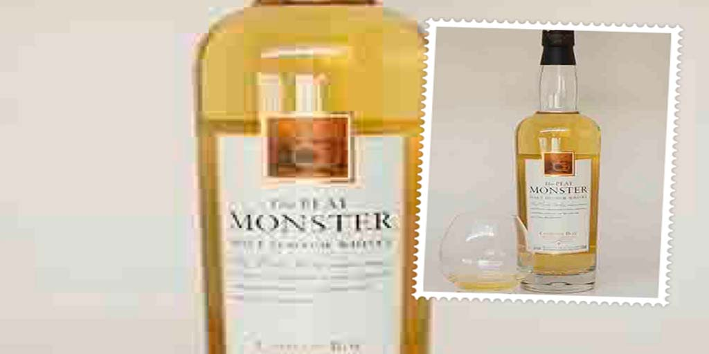 Compasbox Peat Monster blended whisky
