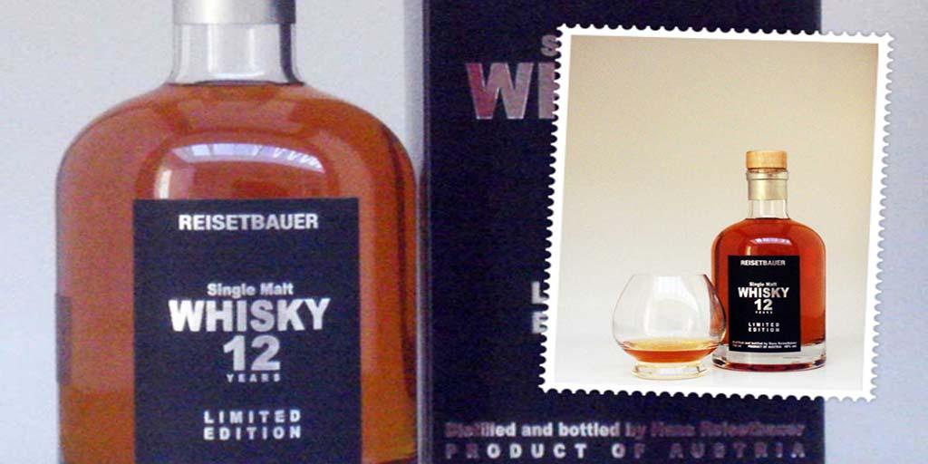 Reisetbauer 12 yo single malt whisky