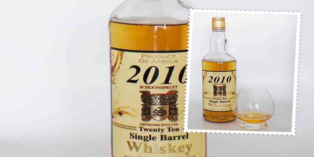 Schoonspruit 2010 single barrel
