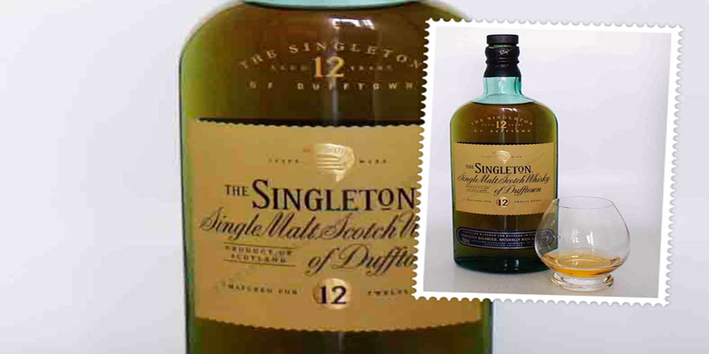 Singleton 12 yo single malt whisky