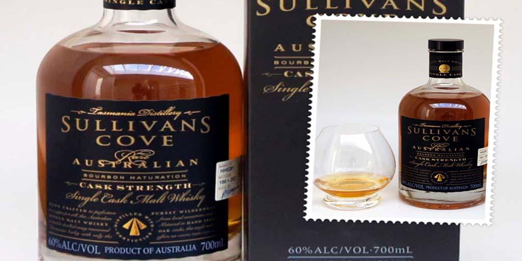 Sullivans Cove Bourbon Cask single malt whisky