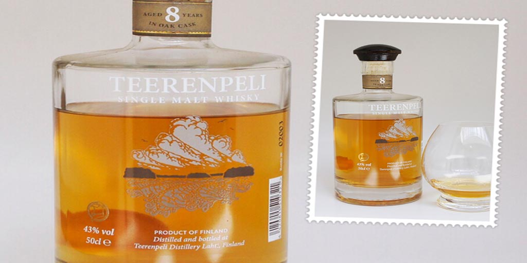 Teerenpeli Finish Single malt Whisky
