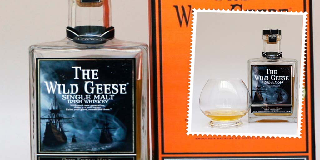The Wild Geese Single Malt Whiskey