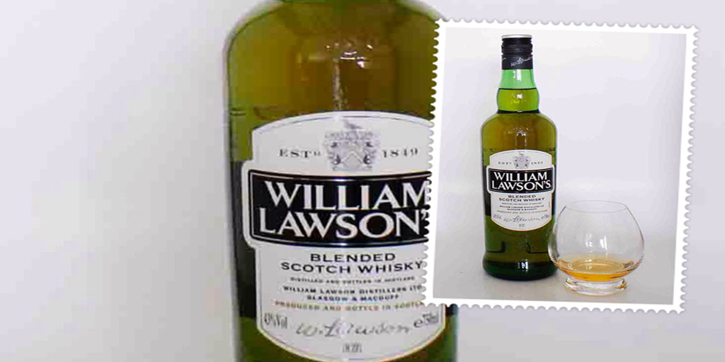 William Lawson Blended whisky