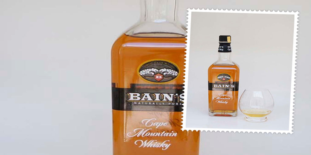 Bains Cape Mountain whisky Bain's Cape Mountain whisky header