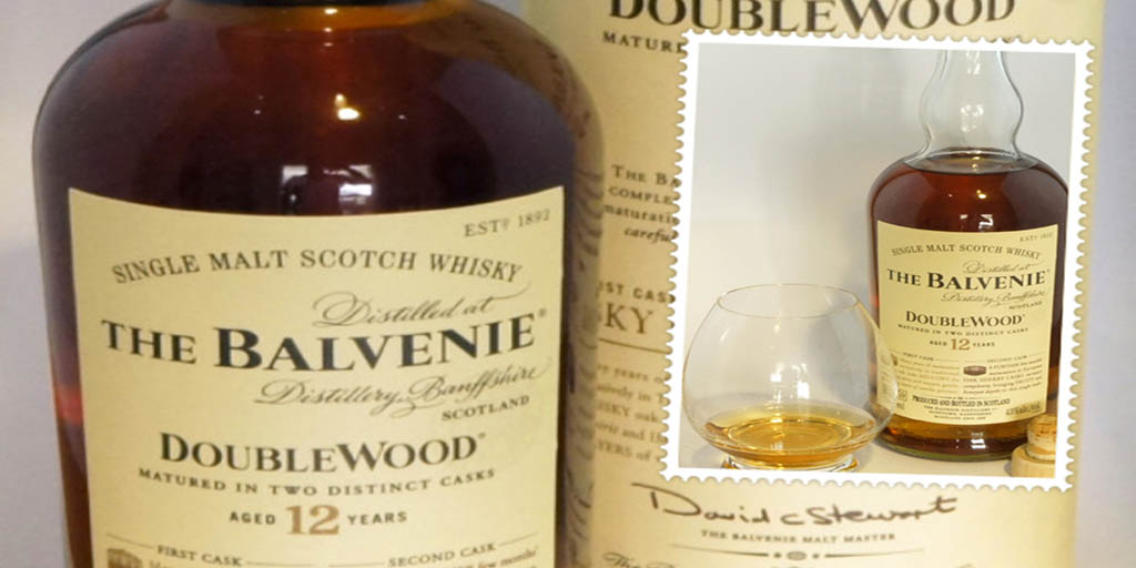 Balvenie DoubleWood 12 yo single malt whisky