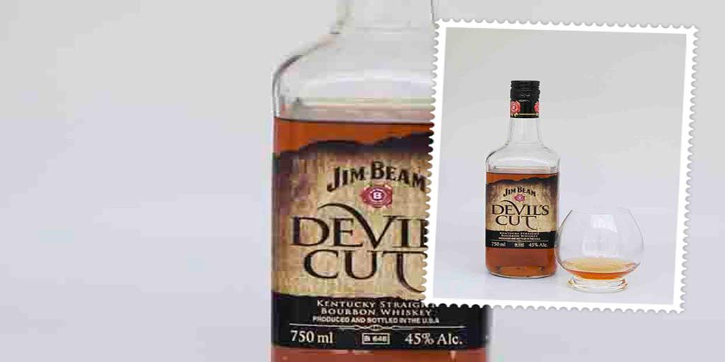 Devils Cut Bourbon Jim Beam Devils cut