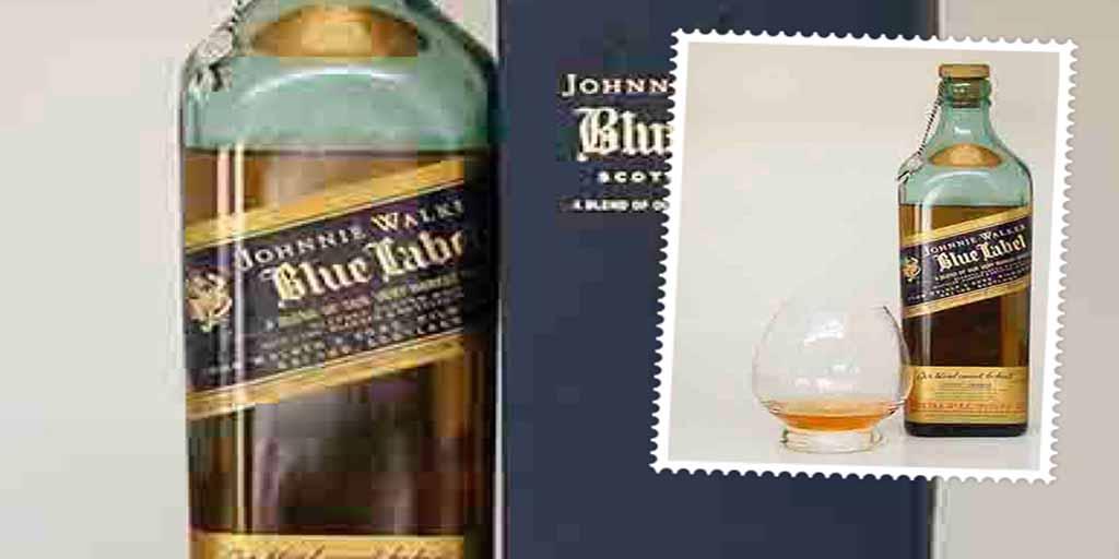 Johnnie Walker Blue Label blended whisky