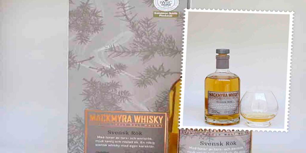 Mackmyra Svensk Rok whisky