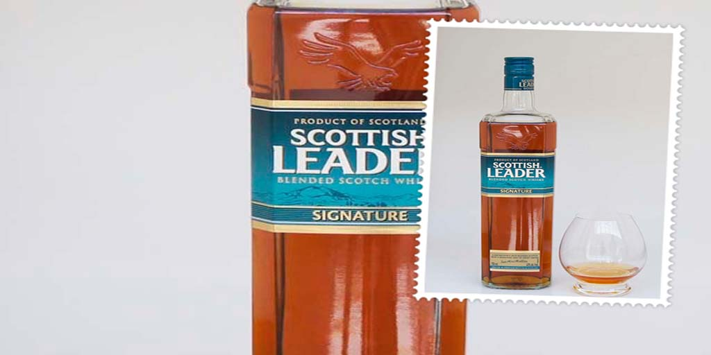 Scottish Leader Signature blended Whisky