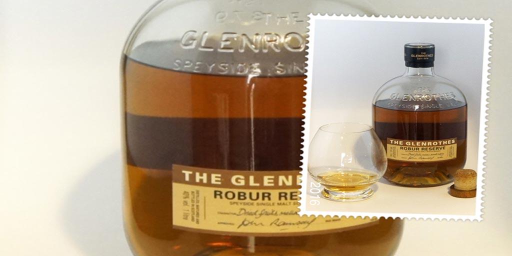 The Glenrothes Robur Reserve single malt whisky