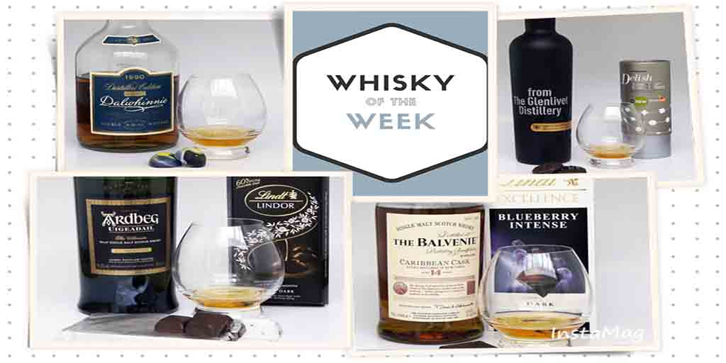 Whisky chocolate NYE 2014