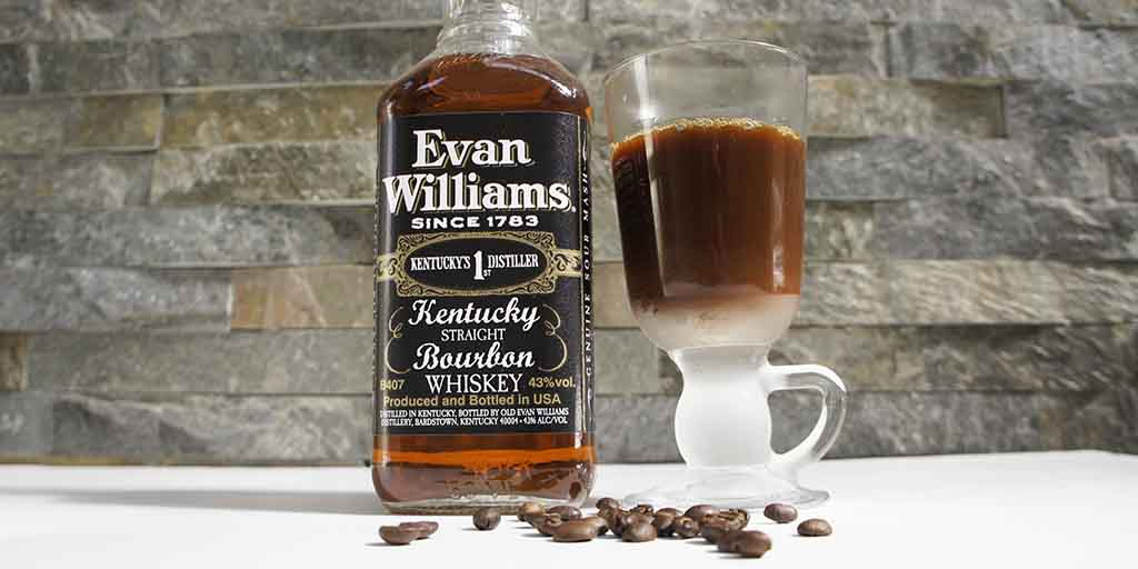 Bourbon Coffee Evan Williams Kentucky Bourbon