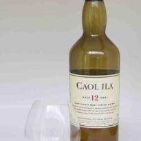 Caol Ila 12 yo single malt whisky