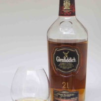 Glenfiddich 21 yo Gran Reserva single malt whisky