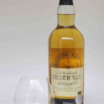 Muirhead Silver Seal Maturity Single Malt whisky