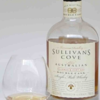 Sullivans Cove Double Cask single malt whisky