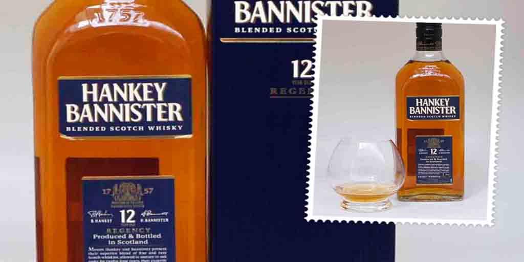 Hankey Bannister 12 yo blended whisky