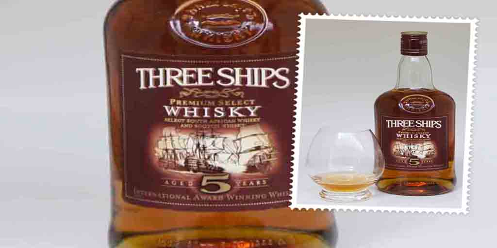 Three Ships 5 yo Premium Select Blended whisky