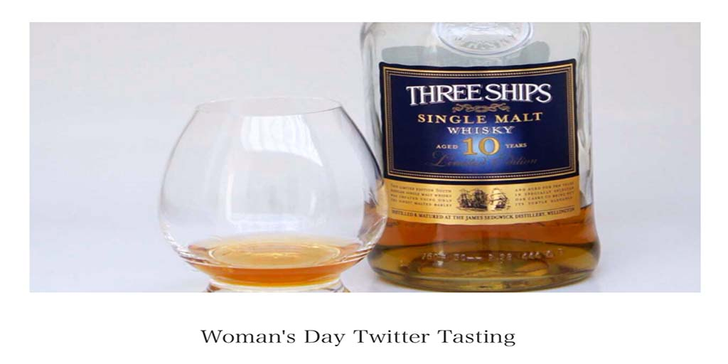 Woman's Day Twitter tasting header
