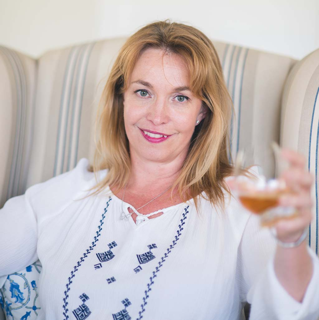 Whisky of the Week Jeannette Wentzel about me Header