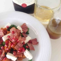Bacon Broccoli butternut ballantine's salad dressing ingredients