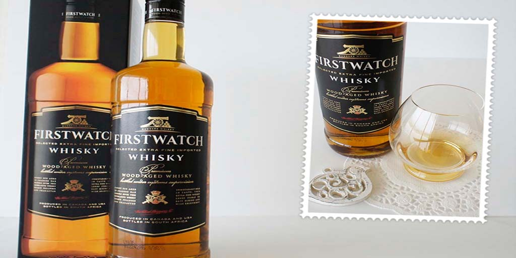 Firstwatch blended whisky header