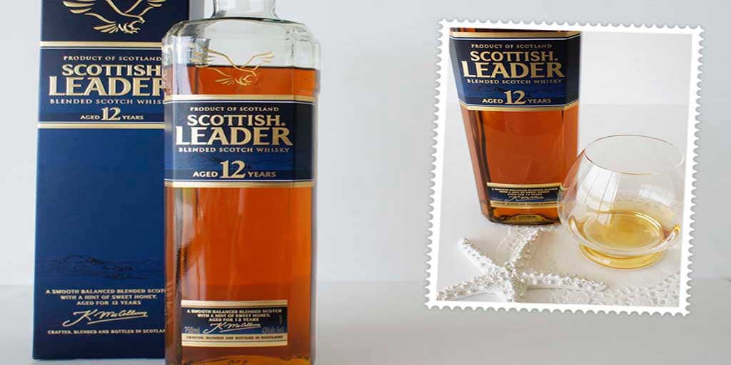 Scottish Leader 12 yo blended whisky header