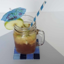 Apple Cider Bisquit Cognac Cocktail