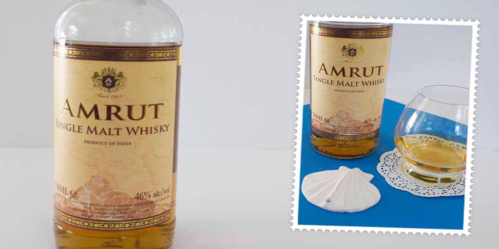 Amrut single malt whisky header