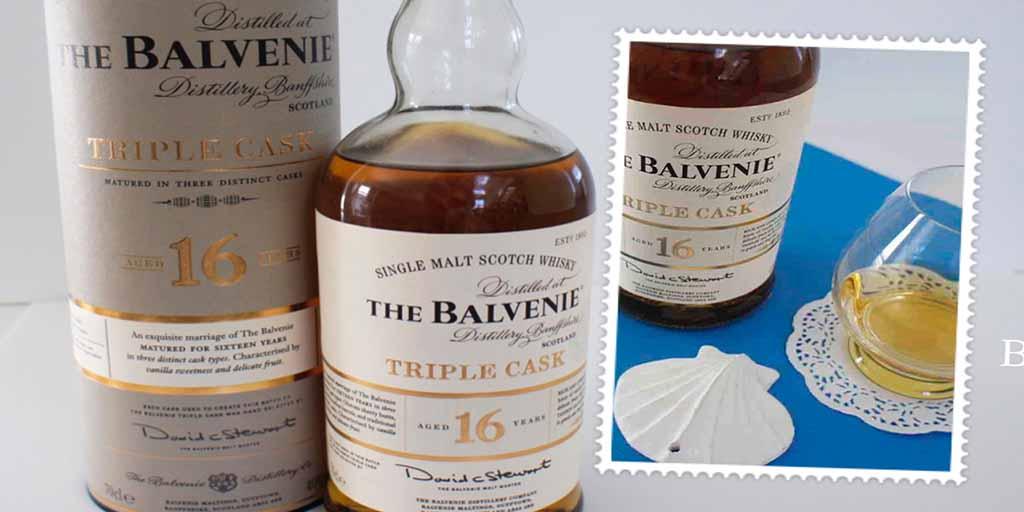 Balvenie triple cask 16 yo header
