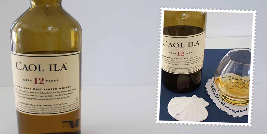 Caol Ila 12 yo whisky header