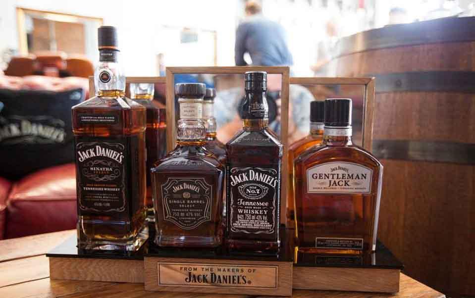 Jack Daniel's Range
