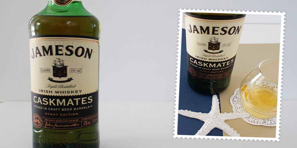 Jameson Caskmates Irish whiskey Header