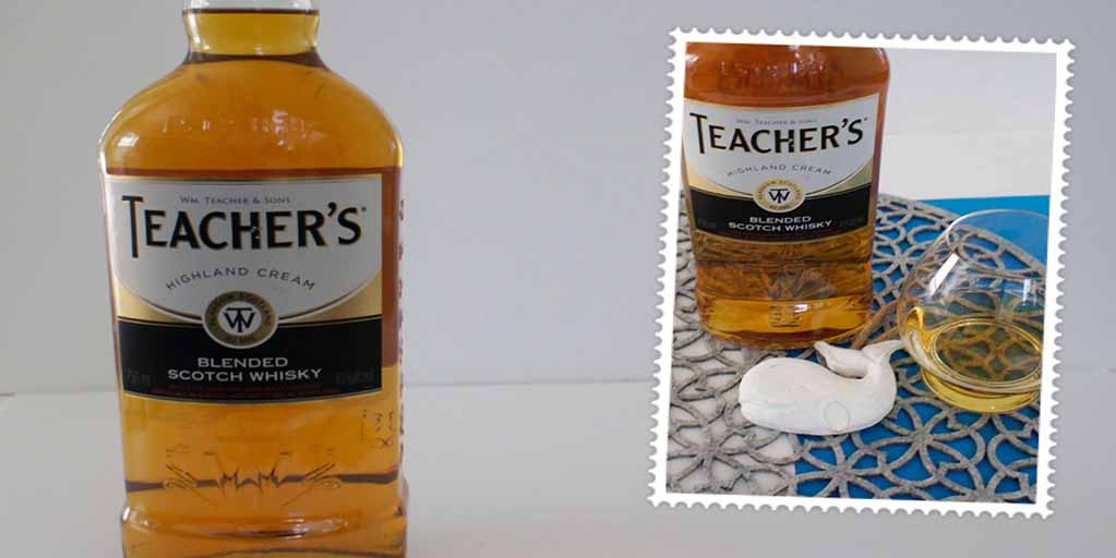 Teachers whisky header Teacher's Highland Cream