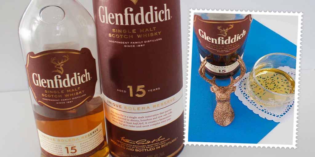 Glenfiddich 15 yo Solera reserve header