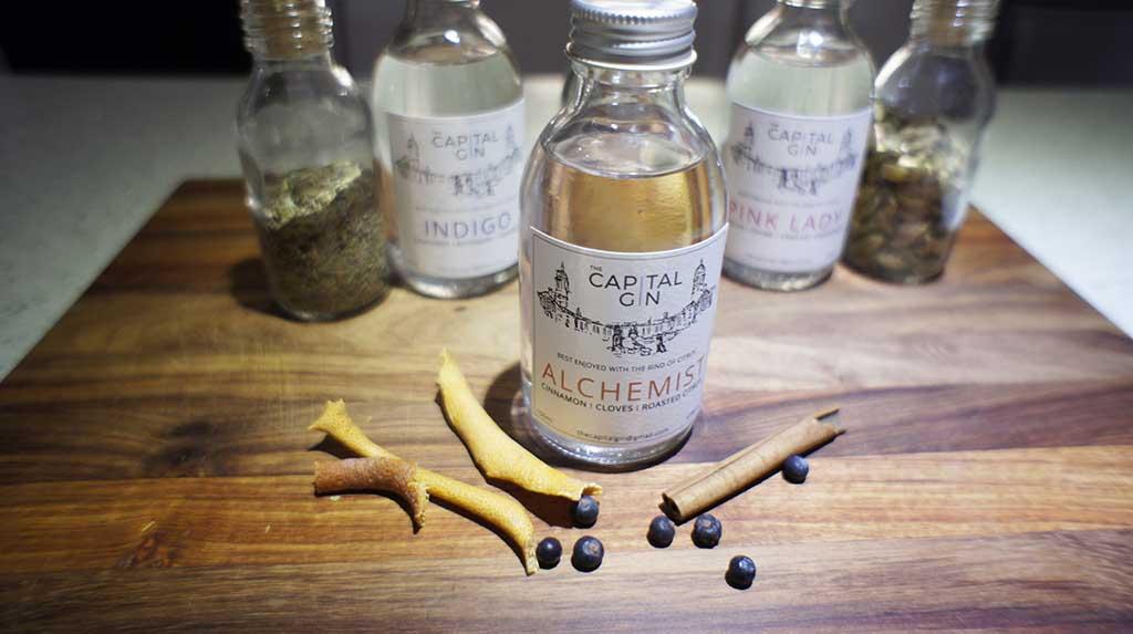 The Capital Gin Alchemist