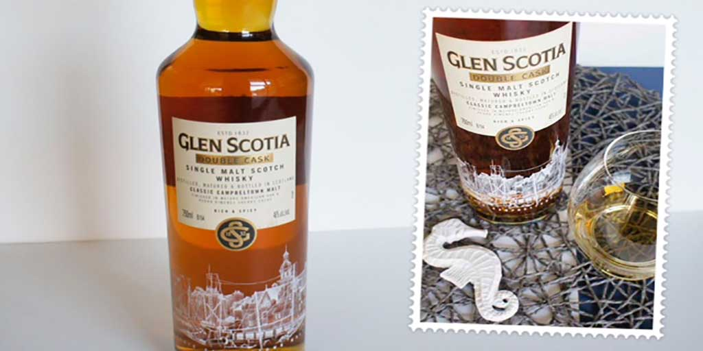 Glen Scotia Double Cask Header