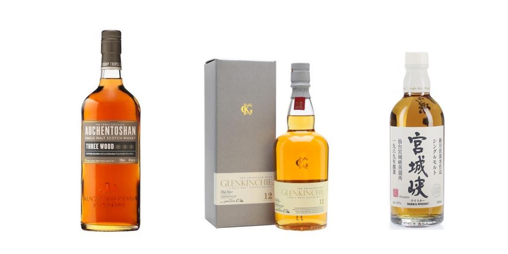 Whisky for the white wine loving mom Rosé