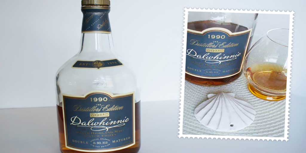 Dalwhinnie Distillers Edition 1990 Header