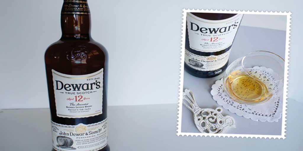 Dewar's 12 yo blended whisky header dewars-12-yo