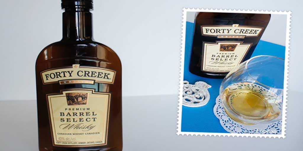 Forty Creek Barrel Select Canadian whisky Header