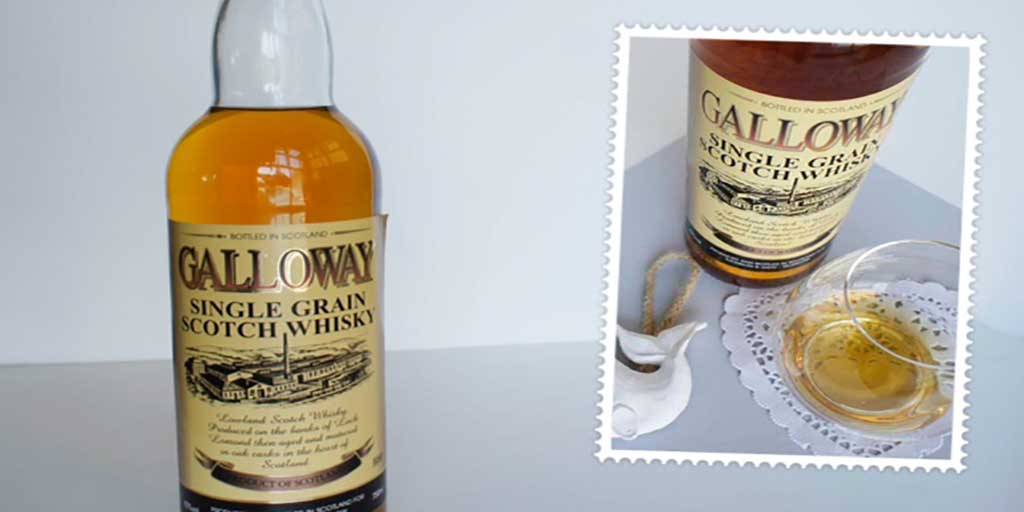 Galloway single grain whisky header