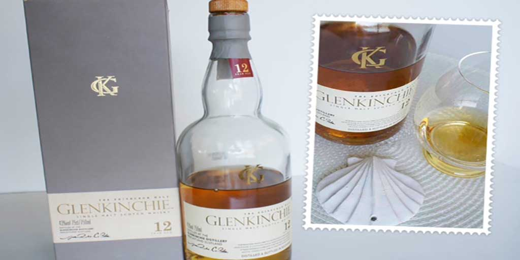 Glenkinchie 12 yo whisky Header