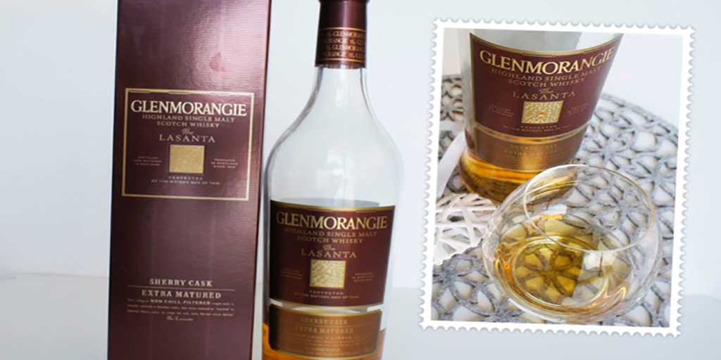 Glenmorangie Lasanta whisky Header