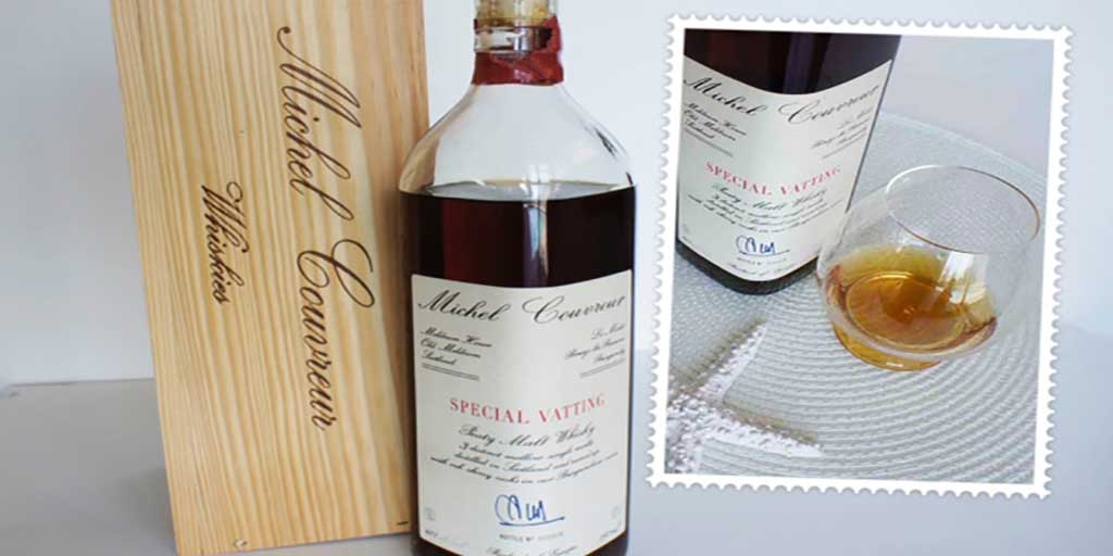 Michel Courveur Special Vatting whisky Header michel couvreur special vatting